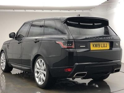 used Land Rover Range Rover Sport 3.0 SDV6 (306hp) Autobiography Dynamic Estate 2019