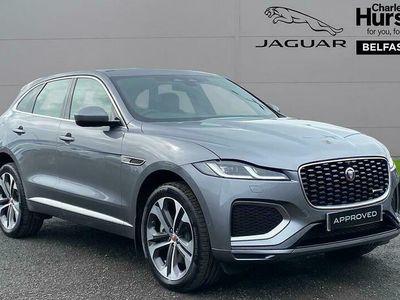 used Jaguar F-Pace DIESEL ESTATE