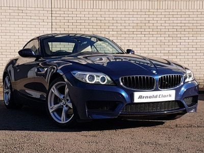 used BMW Z4 Roadster 20i sDrive M Sport 2dr 2.0