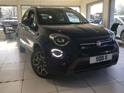 used Fiat 500X 1.0 Cross Plus 5dr