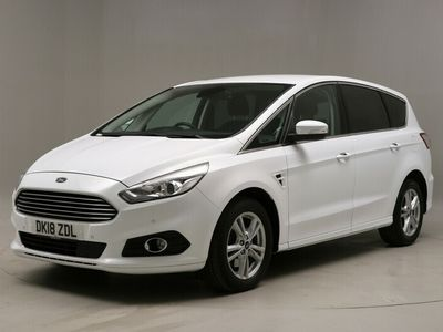 used Ford S-MAX 2.0 TDCi 150 Titanium 5dr For Sale Reg:DK18 ZDL
