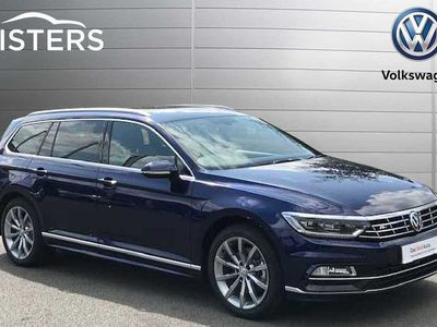 used VW Passat 2.0 TDI SCR 190 R Line 5dr DSG [Pan Rf] [7 Speed]