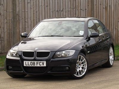 used BMW 320 3 Series 2.0 d M Sport Edition 4dr