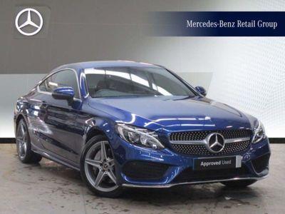 used Mercedes C250 C ClassAmg Line 2Dr Auto