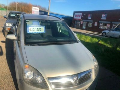 used Vauxhall Zafira Life  1.9 CDTi [120] 5dr [Euro 4] - 0 miles