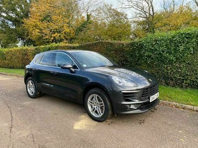 used Porsche Macan 3.0 TD V6 S PDK 4WD (s/s) 5dr