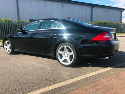 used Mercedes CLS320  CLSCDI 4dr Tip Auto