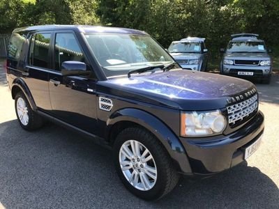 used Land Rover Discovery 4 3.0 SD V6 GS 4X4 5dr