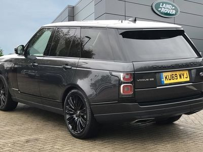 used Land Rover Range Rover 3.0 SDV6 Vogue SE 4dr Auto Estate 2019