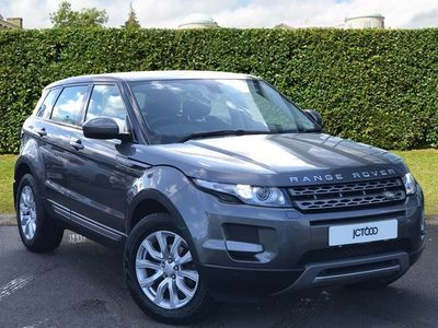 used Land Rover Range Rover evoque 2015 Humberston 2.2 SD4 Pure 5dr Auto [9] [Tech Pack]