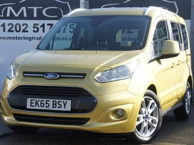 used Ford Tourneo Connect 1.5 TDCi Titanium (s/s) 5dr
