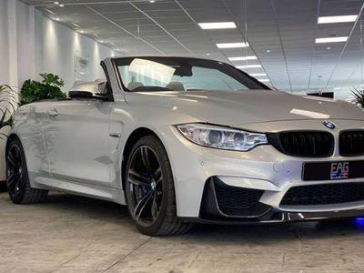 used BMW M4 PETROL SEMI AUTOMATIC CONVERTIBLE 2 DOORS