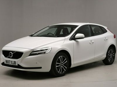 used Volvo V40 T2 [122] Momentum 5dr For Sale Reg:WX17 XJB