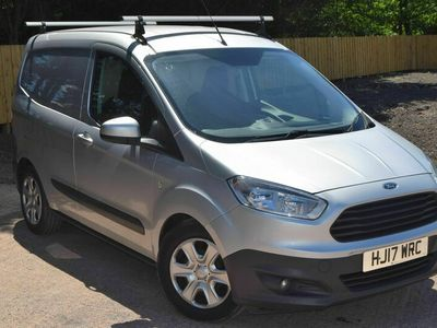 used Ford Transit Courier 1.6 TDCi Trend Van