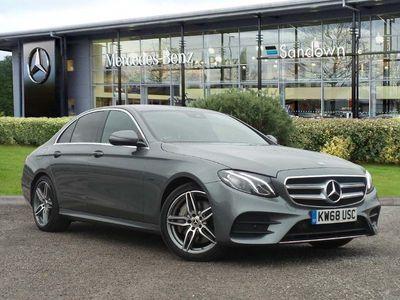 used Mercedes E350 E-ClassAmg Line Premium 4Dr 9G-Tronic