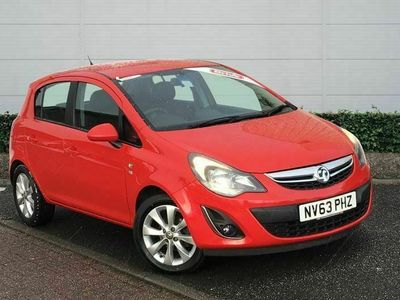 used Vauxhall Corsa 1.3 CDTi ecoFLEX Excite 5dr [AC] Hatchback