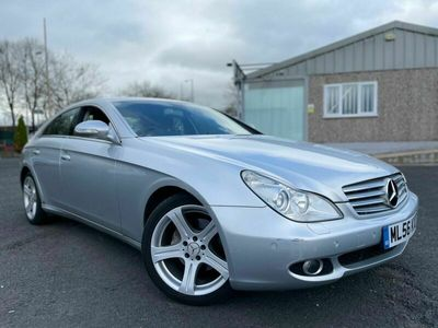 used Mercedes CLS320 CLS Class 3.0CDiSaloon 4d 2987cc 7G-Tronic