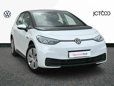 used VW ID3 Life Pro Performance 204PS 1-speed automatic 5 Door electric hatchback