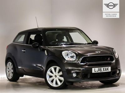 used Mini Cooper S Paceman 1.6 2dr