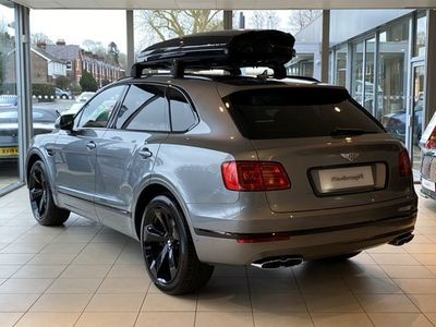 used Bentley Bentayga V8