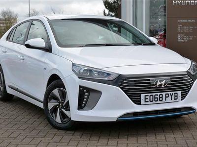 used Hyundai Ioniq 1.6 GDi Hybrid SE DCT Hatchback