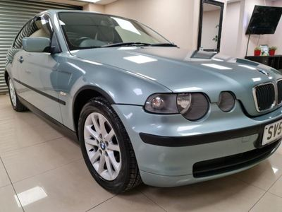 used BMW 316 Compact 3 Series ti ES 3dr