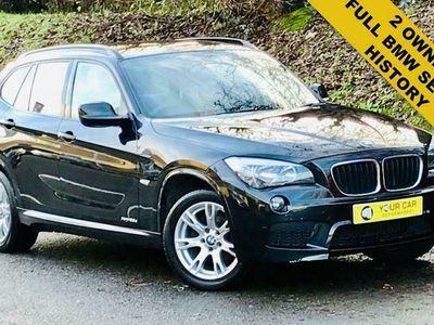 used BMW X1 2.0 XDRIVE20D M SPORT 5d 174 BHP