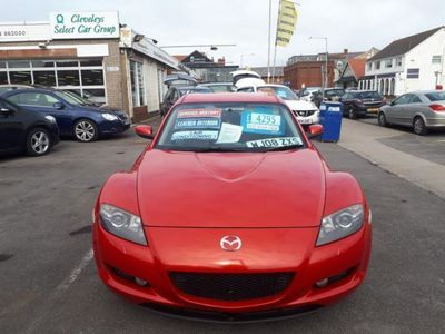 used Mazda RX8 231PS 4-Door Coupe From £3,495 + Retail Package