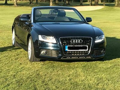 used Audi A5 Cabriolet Cabriolet 3.0 TDI S line S Tronic quattro 2dr
