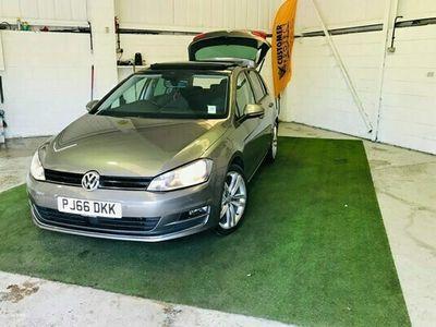 used VW Golf 1.6 TDI BlueMotion Tech GT Edition (s/s) 5dr