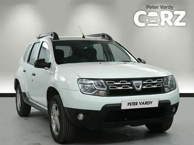 used Dacia Duster ESTATE SPECIAL EDITION