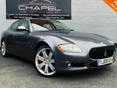 used Maserati Quattroporte 4.2 4dr