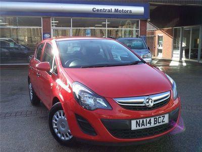 used Vauxhall Corsa 1.0 I ECOFLEX 12V