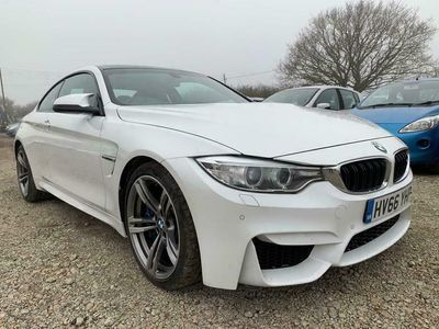 used BMW M4 3.0 BiTurbo DCT (s/s) 2dr