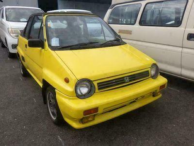 used Honda City Convertible