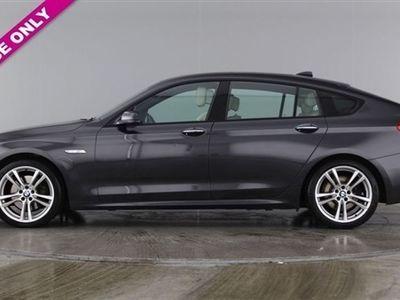 used BMW 520 Gran Turismo 5 Series 2.0 D M SPORT 5d AUTO 181 BHP