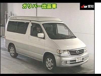 used Mazda Bongo 2.5 T.DIESEL NEW MODEL 8 SEAT 4 BERTH