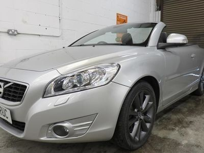 used Volvo C70 Coupe Cabriolet D5 SE 2d Geartronic