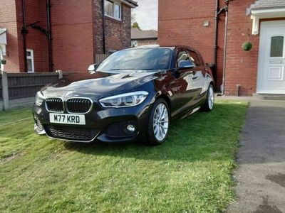 used BMW 118 1 Series 1.5 i M Sport (s/s) 5dr