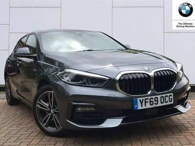 used BMW 118 1 Series i Sport 5dr Step Auto