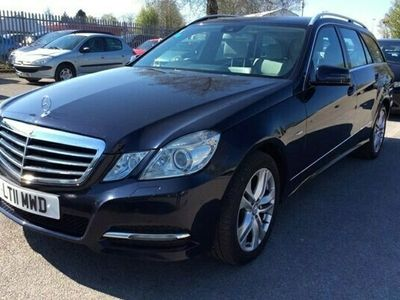 used Mercedes E350 E-Class 3.0CDI BLUEEFFICIENCY AVANTGARDE 5d 265 BHP