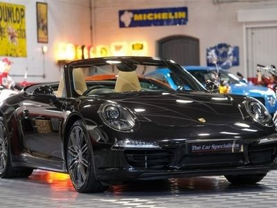 """used Porsche 911 Carrera 4S Cabriolet CARRERA 4S PDK LEATHER PACKAGE SPORTS CHRONO SPORTS EXHAUST E/HEATED SEATS PASM 20""""ALLOYS PDLS DAB"""