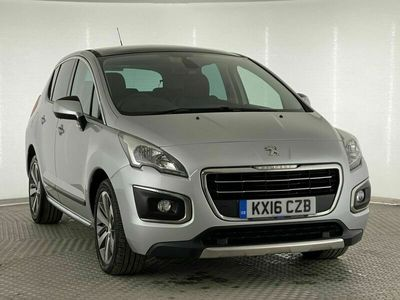 used Peugeot 3008 BLUE HDI S/S ALLURE 1.6 5dr
