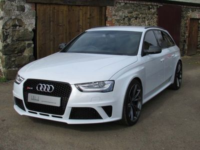 used Audi RS4 - Recaros Sports exhaust Dynamic pack