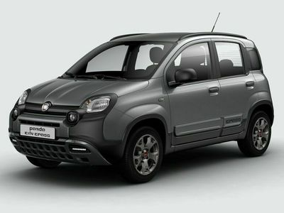 used Fiat Panda Cross 1.0 Hybrid 70hp City