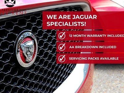 used Jaguar E-Pace SUV S D150 AWD auto 5d