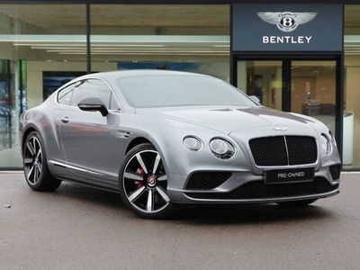 used Bentley Continental GT 4.0 V8 S Mulliner Driving Spec 2Dr Auto