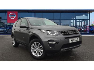 used Land Rover Discovery Sport 2.0 TD4 180 HSE 5dr Diesel Station Wagon diesel sw