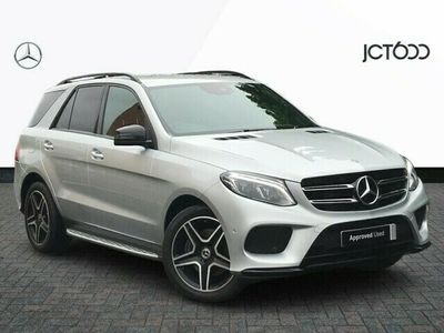 used Mercedes GLE250 D 4MATIC AMG NIGHT EDITION