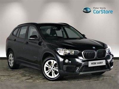 used BMW X1 sDrive 18d SE 5dr 2.0